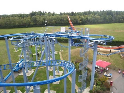 Cobra was the first step in a series of investments at Paultons Park.Image © Michael Miller
